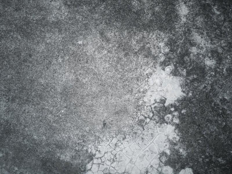 Muro de cimento do Grunge, b preto e branco textured altamente detalhado fotos de stock royalty free