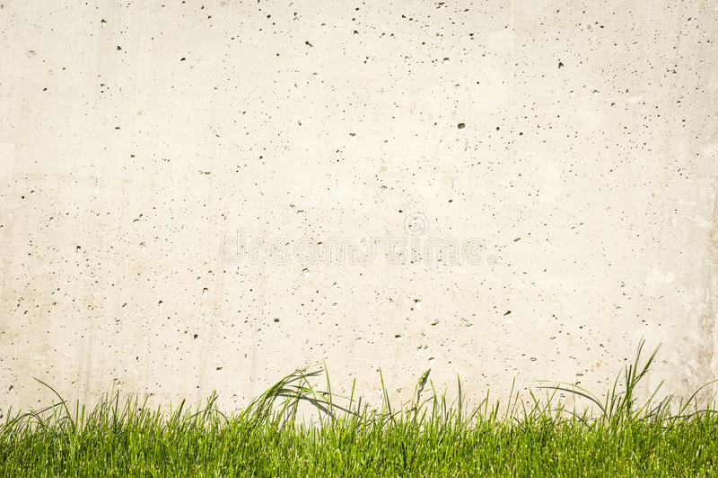 Download Muro de cimento imagem de stock. Imagem de parede, horizontal - 29843805