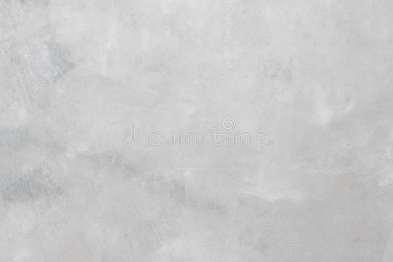 Muro de cimento fundo concreto branco da textura do cimento natural ou da textura velha de pedra como uma parede retro do teste p fotografia de stock