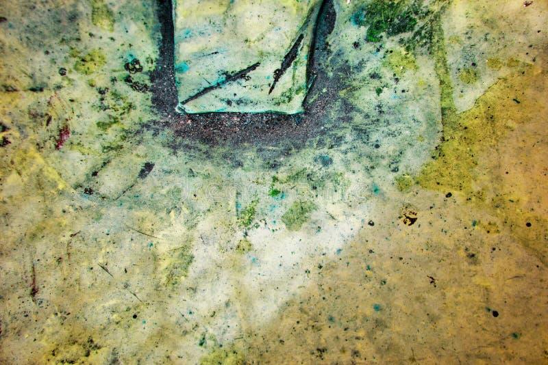 Muro de cimento vívido coral de vida da cor, superfície de pedra foto de stock