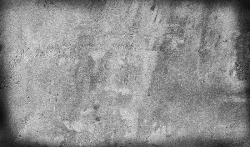 Muro de cimento velho com quadro fotos de stock royalty free