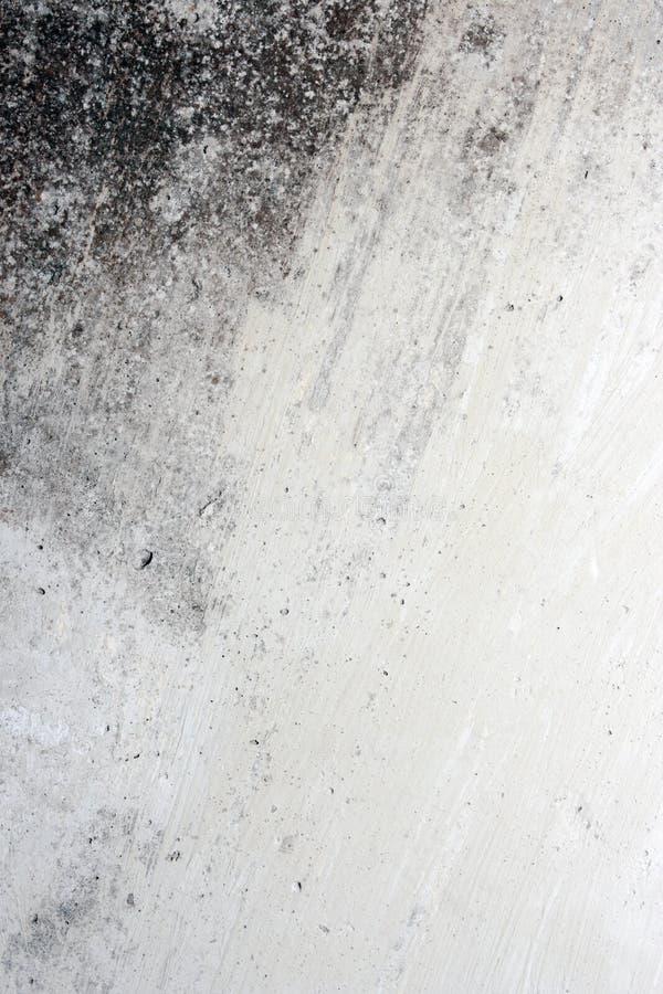 Muro de cimento velho do grunge para o fundo. imagens de stock royalty free