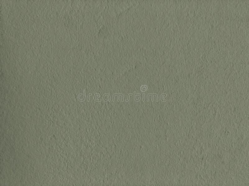 Muro de cimento velho no verde imagens de stock