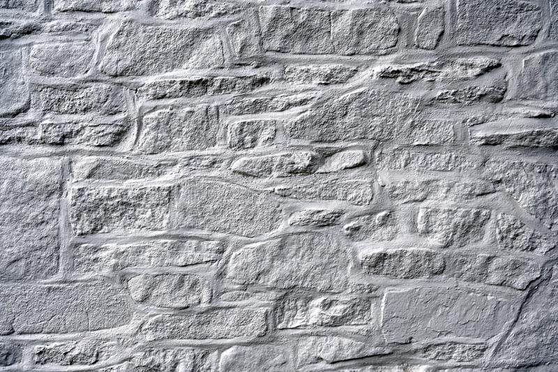 Muro de Pedra Cinza fotografia de stock