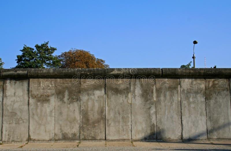 Muro di Berlino fotografie stock