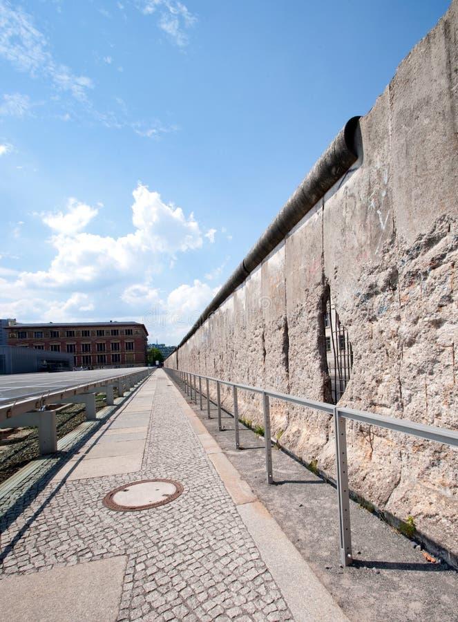 Muro di Berlino immagini stock libere da diritti