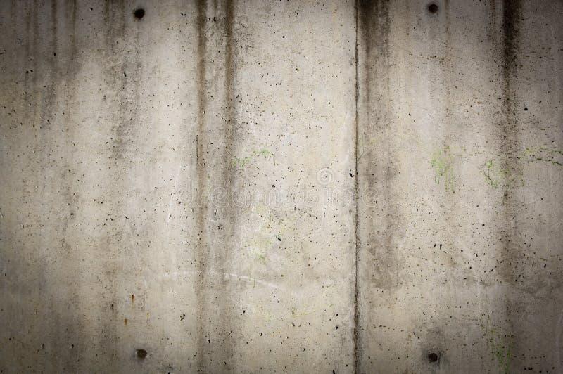 Muro di cemento immagini stock libere da diritti