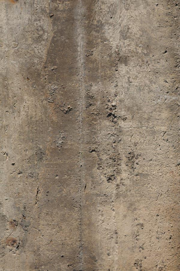 Muro di cemento esposto all'aria immagini stock