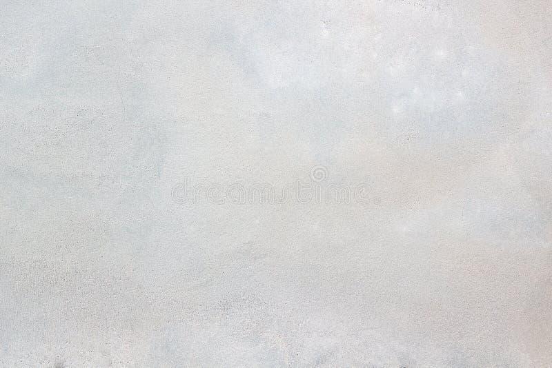 Muro di cemento/fondo concreto bianco di struttura di cemento naturale o di vecchia struttura di pietra come retro parete del mod fotografia stock