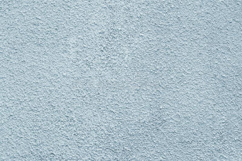 Muro di cemento grigio con lo stucco nello stile d'annata Superficie ruvida della calce Struttura astratta del grunge Fondo di pi fotografia stock