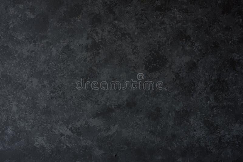 Muro di cemento nero immagine stock