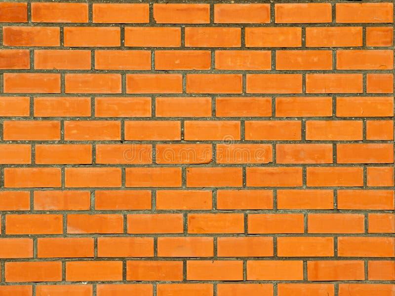 Muro di mattoni arancione immagine stock immagine di for Esterno di mattoni artistici