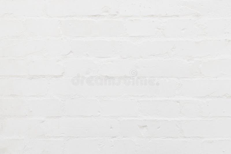 Muro di mattoni bianco immagini stock libere da diritti