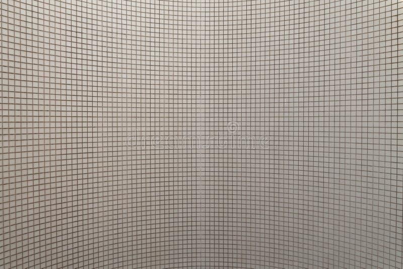 Muro di mattoni bianco - fondo immagini stock