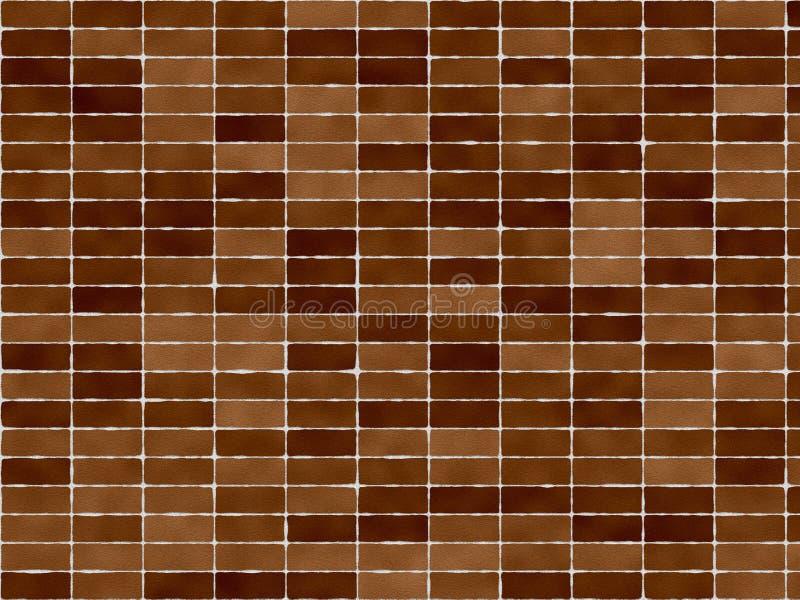 Muro di mattoni della pila fotografie stock