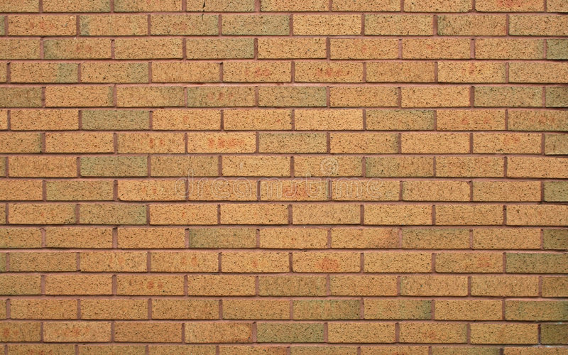 Muro di mattoni moderno fotografia stock libera da diritti