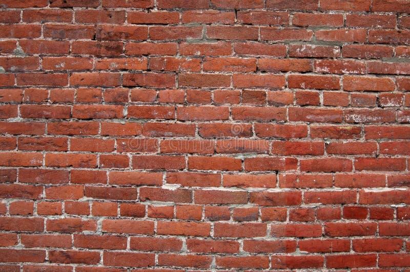 Muro di mattoni per fondo fotografia stock libera da diritti
