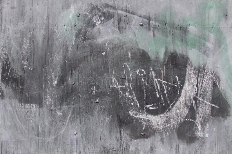 Muro di mattoni sbiadito fotografie stock libere da diritti