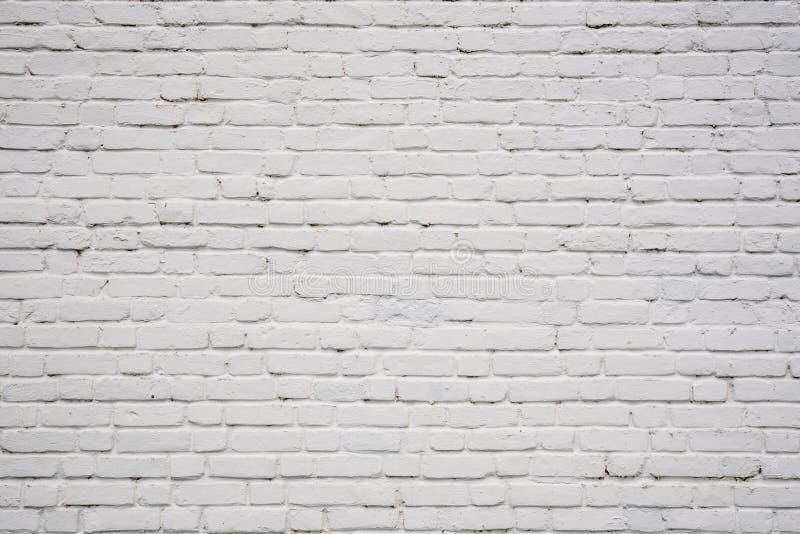 Muro di mattoni scheggiato fotografia stock