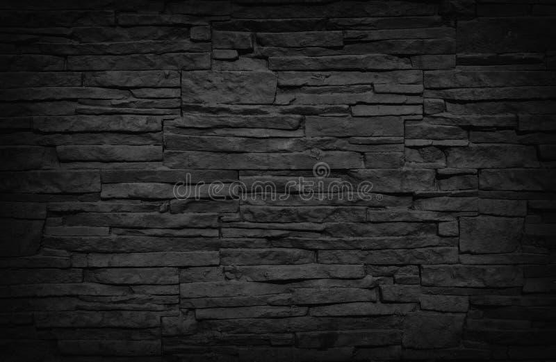 Muro di mattoni scuro fotografia stock libera da diritti
