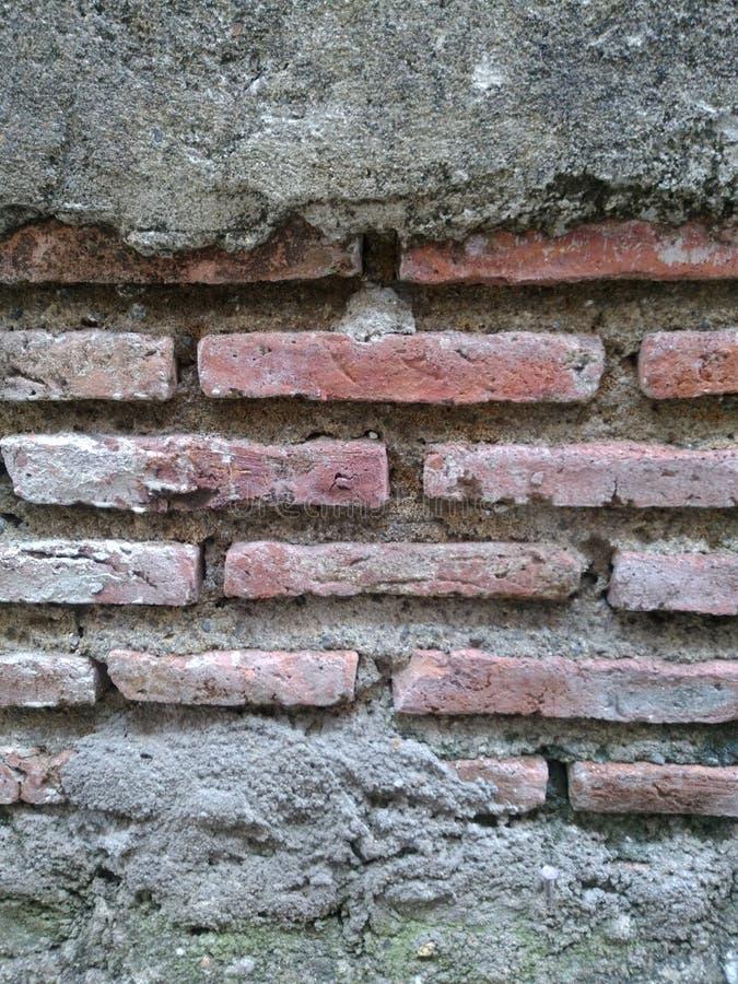 Muro di mattoni di struttura immagine stock