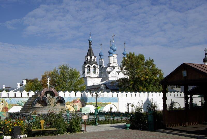 Murom Kloster stockbilder