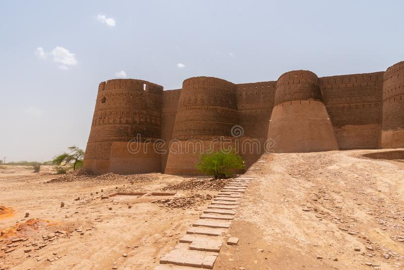 Muros Derawar Fort 35 fotos de stock royalty free