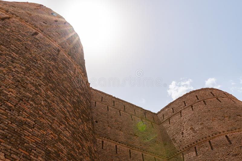 Muros Derawar Fort 37 fotos de stock