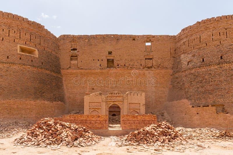 Muros Derawar Fort 39 foto de stock royalty free