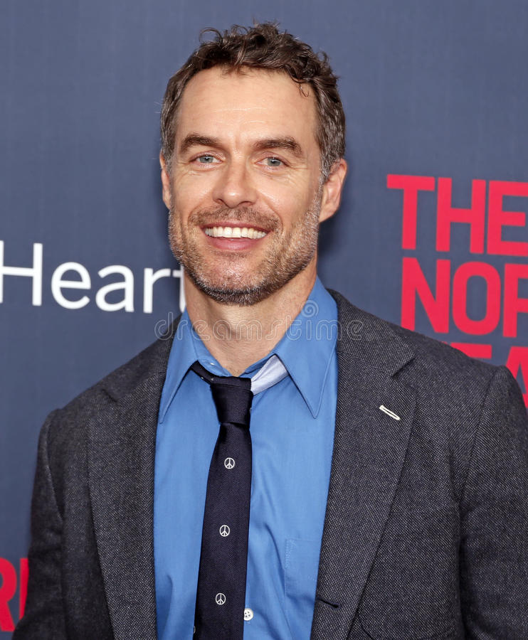 Murray Bartlett stockbilder