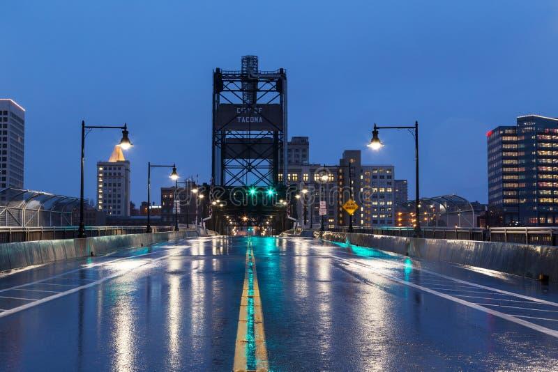 Murray Morgan Bridge photos libres de droits