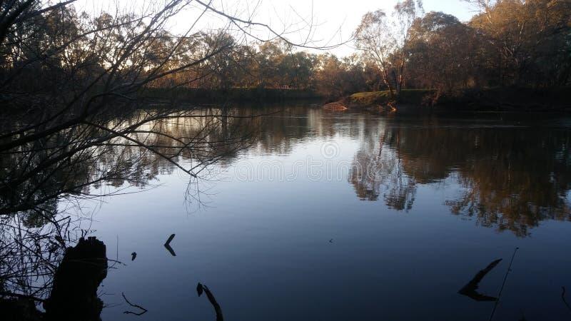 Murray River lizenzfreie stockfotografie