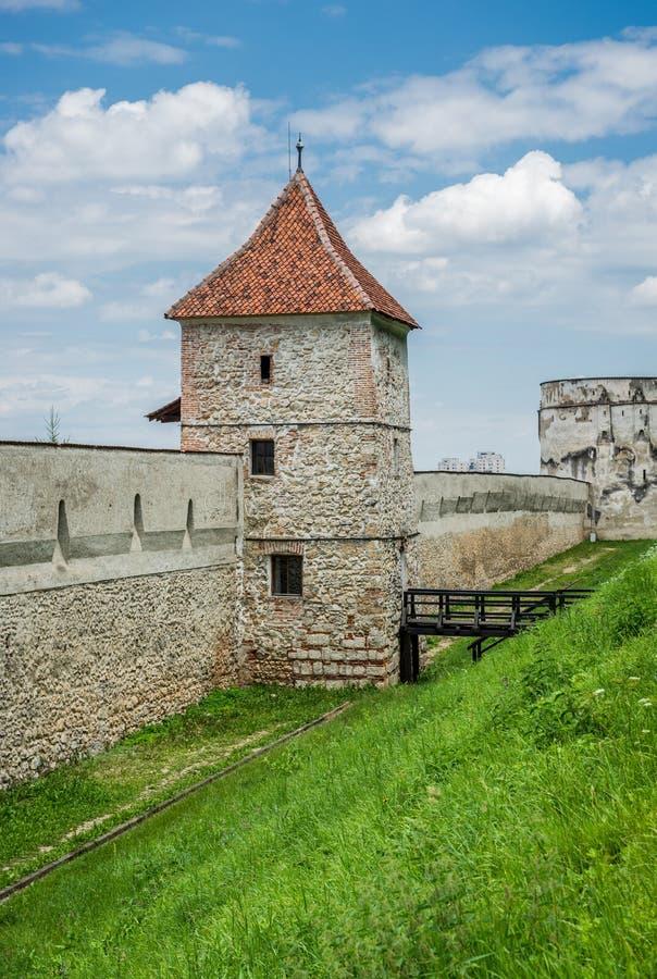 Murs de Brasov image stock