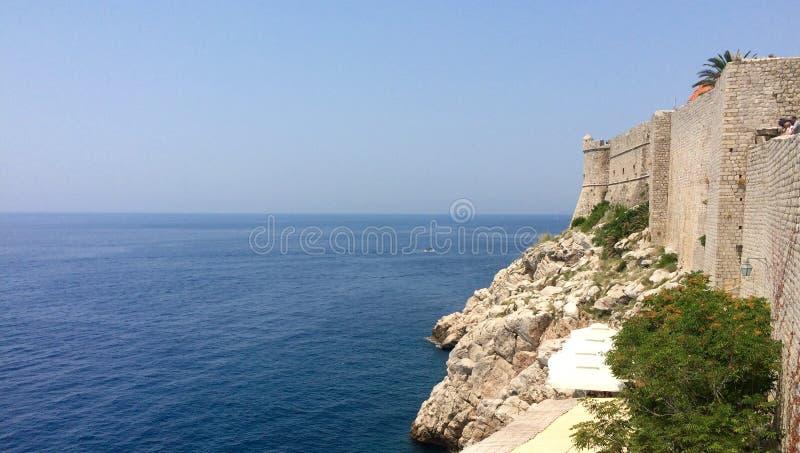 Download Murs de ville photo stock. Image du terrain, escarpement - 56490664