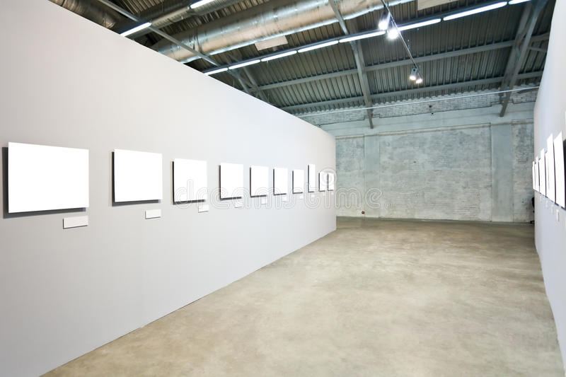 Murs gris avec beaucoup de trames photos stock