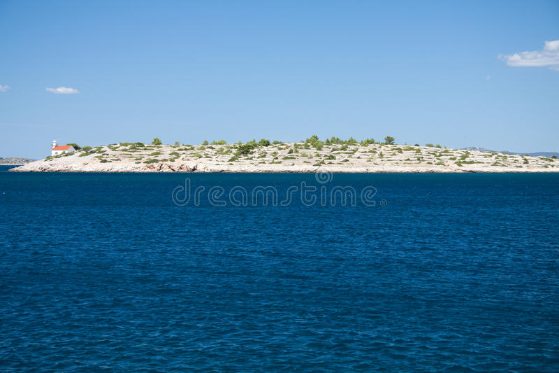 Murter -Croatia stock photo