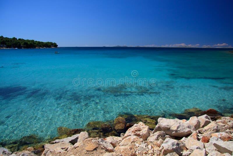 Murter - Croazia stock photo