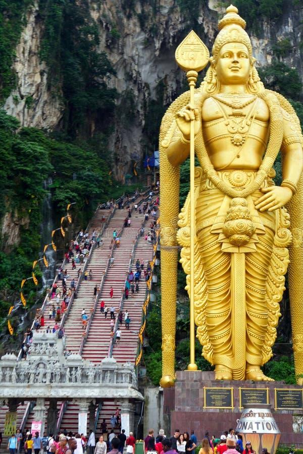 Murugan, ινδός Θεός του πολέμου στοκ εικόνες με δικαίωμα ελεύθερης χρήσης