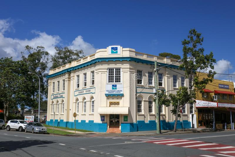 Murwillumbah NSW 免版税库存照片