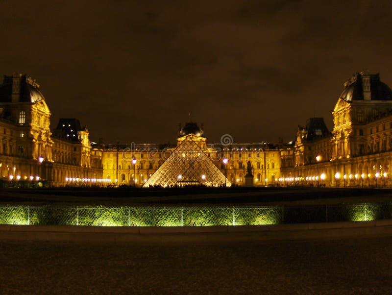 Musée du Louvres, Paris, Frankreich lizenzfreie stockfotografie