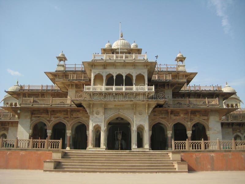 Musée central Jaipur photo libre de droits