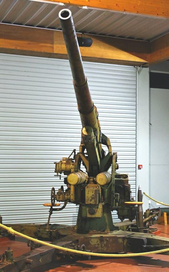 Musée commémoratif de la bataille de la Normandie. photo stock
