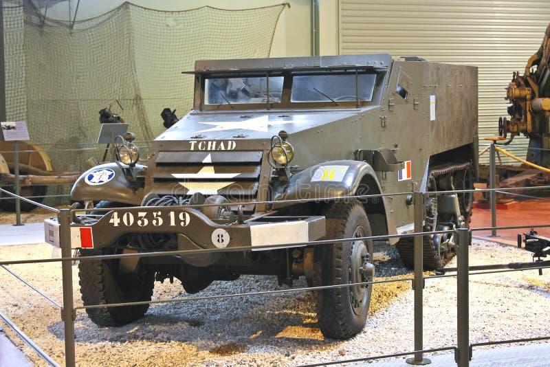 Musée commémoratif de la bataille de la Normandie. photo libre de droits