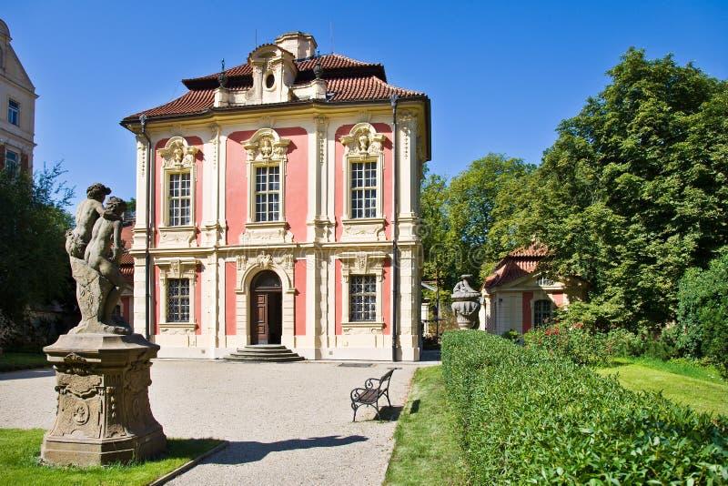 Musée d'Antonin Dvorak (château de Michna), ville nouvelle, Prague, République Tchèque photo libre de droits
