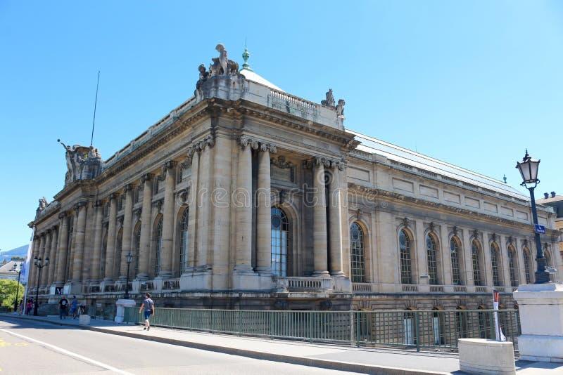 Musée d'Art et histoire, Genève, Suisse images libres de droits