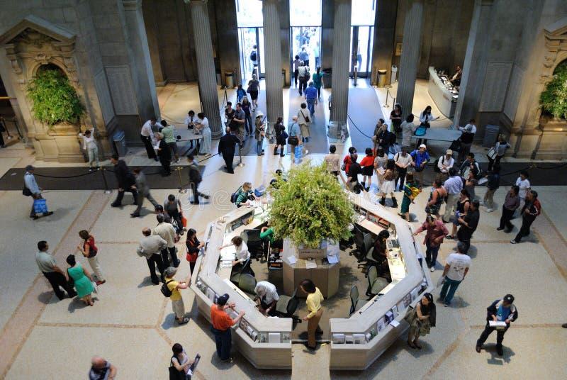 Musée d'Art métropolitain images libres de droits
