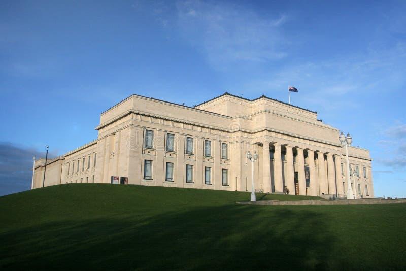 Musée d'Auckland photo libre de droits