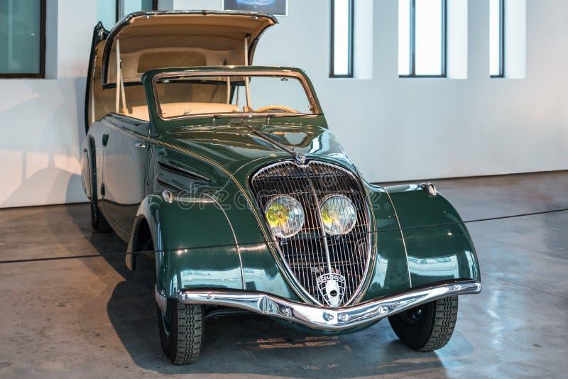 Musée d'automobile de Malaga en Espagne photo stock