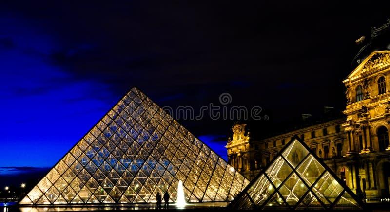 Musée d'auvent à Paris images libres de droits