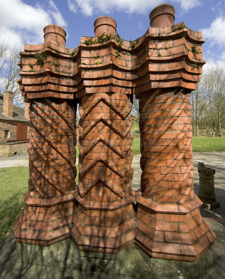 Musée d'Avoncroft des constructions historiques Bromsgrove Worcestershire images libres de droits